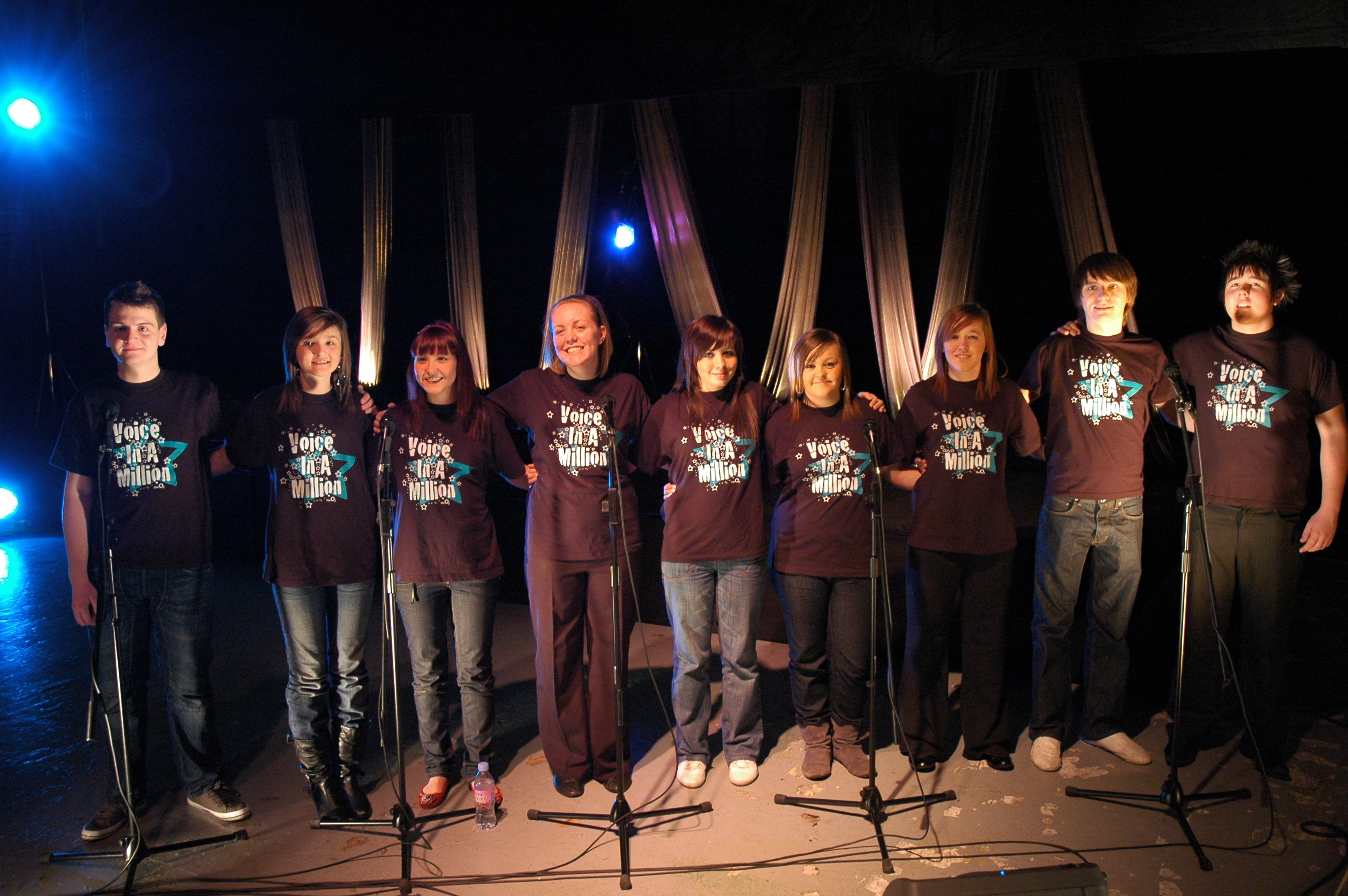 tredegar comprehensive school  u2013 voice in a million