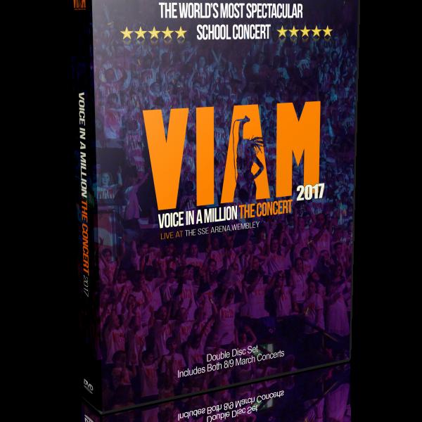 VIAM2017 DVD